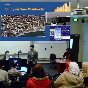 Chris Benhard Armanda - Urban Infrastructure Development with Internet of Things (IoT) Technology
