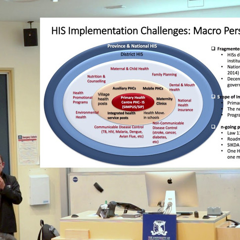 Hadi Hariyanto - Challenges in the Implementation of Health Information Systems (Bekasi district)