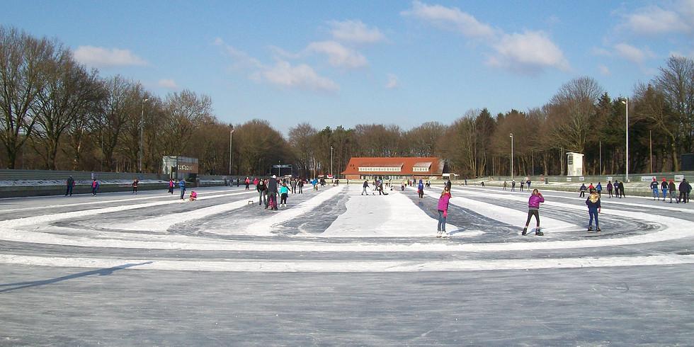 10 februari - Schaatsen op Polderputten