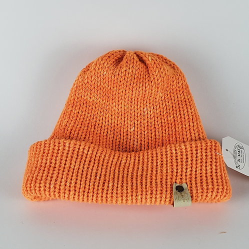 Safety Orange Hunters Hat