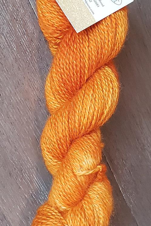 Orange You Glad DK weight Alpaca/Merino Yarn