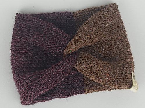 Alpaca Knit Headband