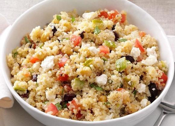 Mediterranean Veggie Quinoa