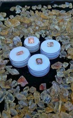 Oregon Mined Sunstone