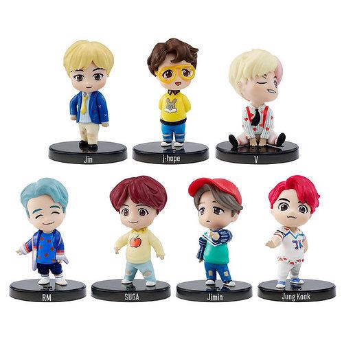 [VINTAGE MERCH] BTS x MATTEL IDOL Mini Doll