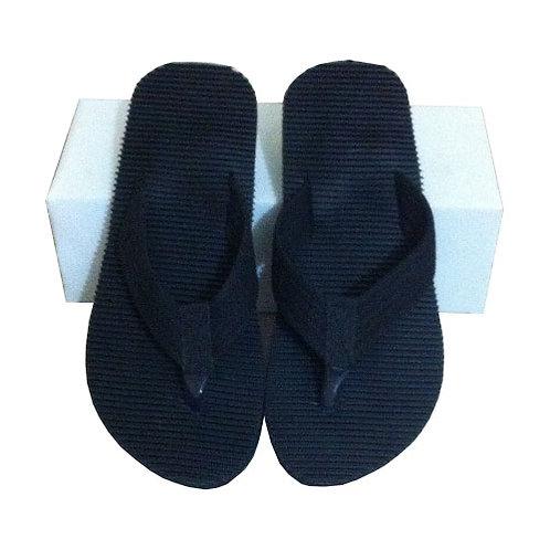 Rideus Flexi Black Slippers