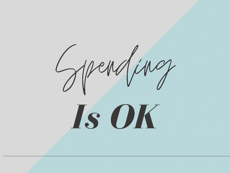 Spending Is OK! Ft. Migdalia CEO of The Money Root