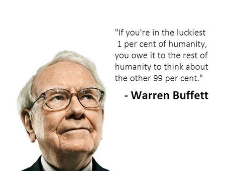 Warren Buffet, ou le bon sens comme clé du succès