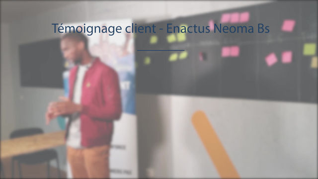 Témoignage - Enactus