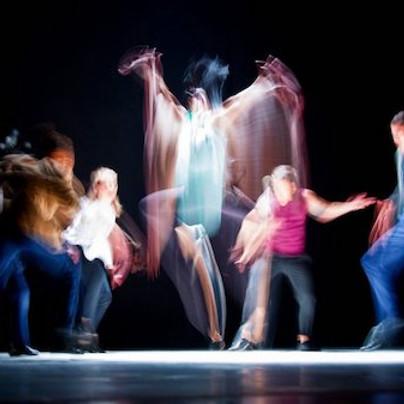 Coach café: Dans & beweging als bouwsteen voor positieve gezondheid en vitaliteit