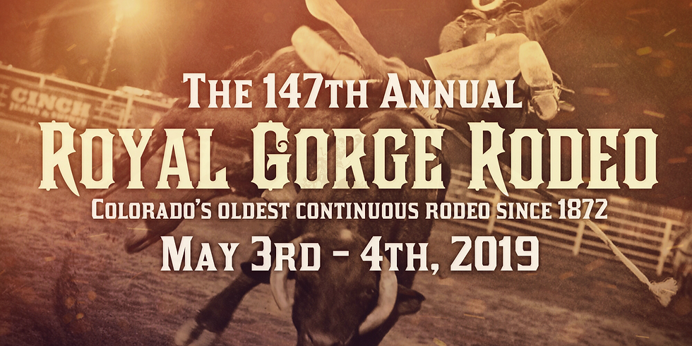 147th Royal Gorge Rodeo