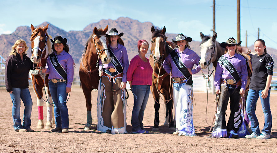 2019 Royal Gorge Rodeo Royalty