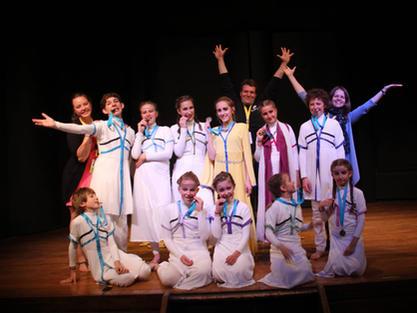 14th World Festival of Children's Theatre, 2016