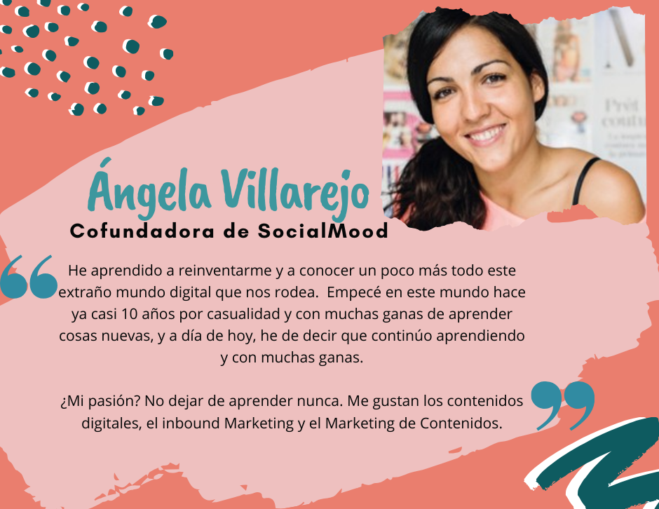 Entrevista a Ángela Villarejo