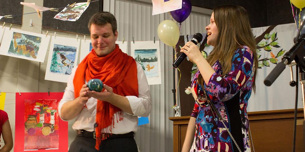 OUK Theatre's 6th Birthday: Poetry Night