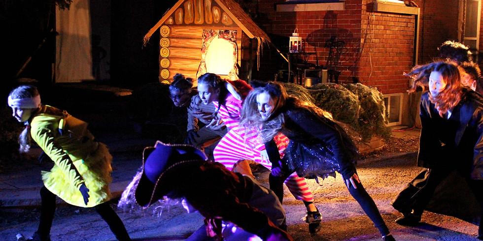 Halloween Shadow & Dance Extravaganza
