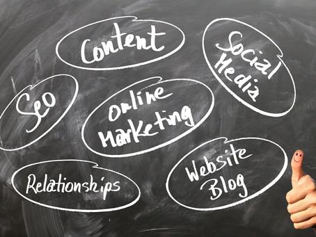 Breve introducción al marketing de contenidos online