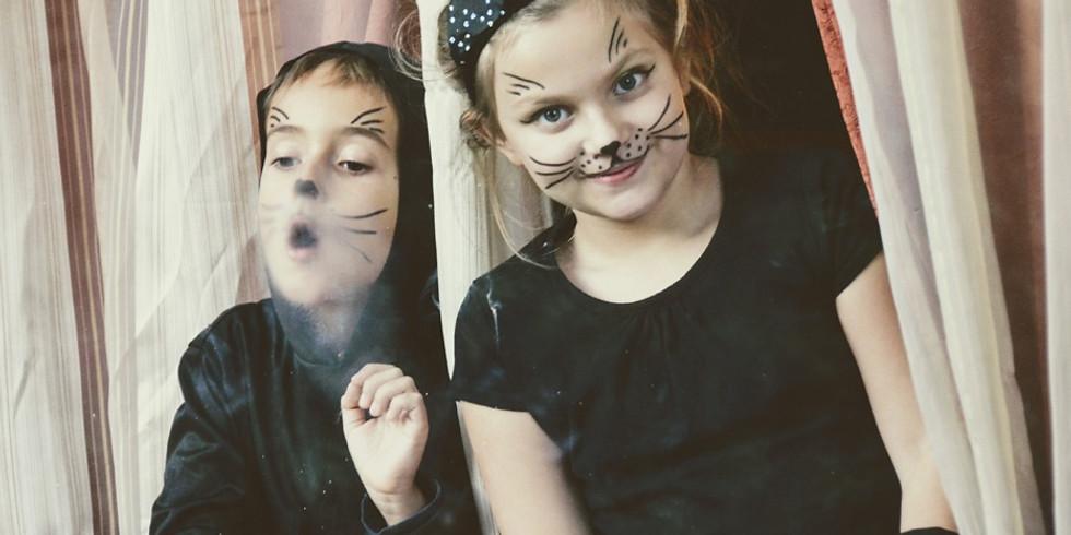 Halloween Street Performance