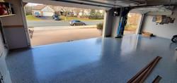 New Garage Floor Coating