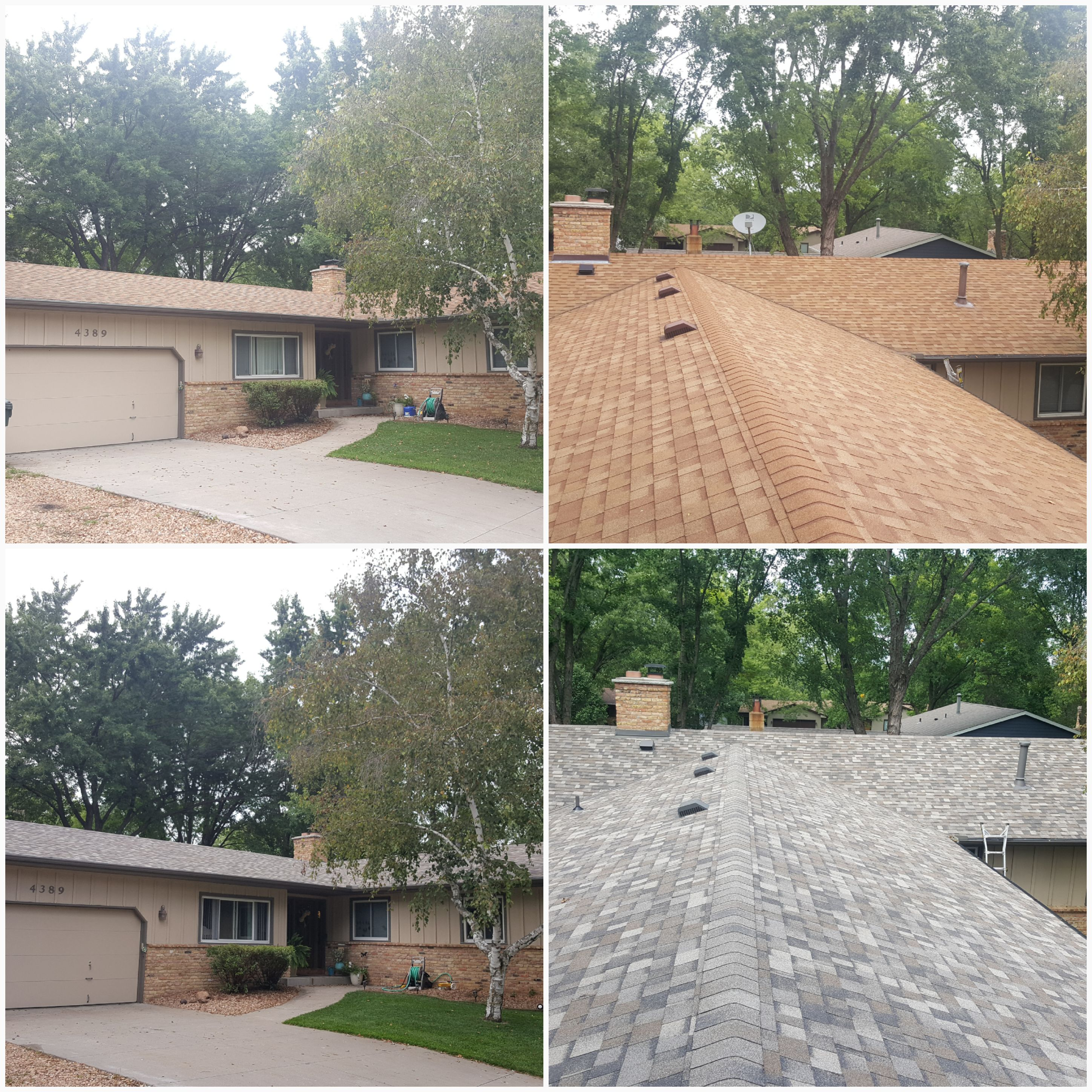 New Roof Before & After_September 2019