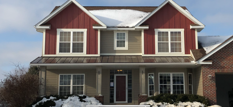 LP Board & Batten - Lap Siding and New S