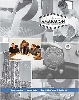 Amaracon Testing & Inspections Brochure