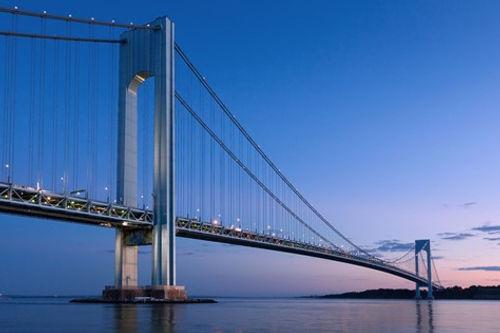 Verrazzano Bridge Courtesy of Oleg Albin