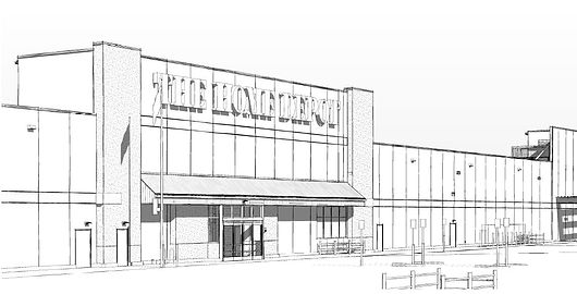 Home Depot Maspeth Rendering - Courtesy