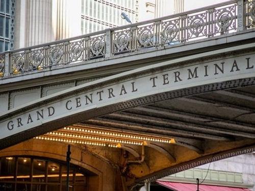 Grand Central Terminal Escalators Photo