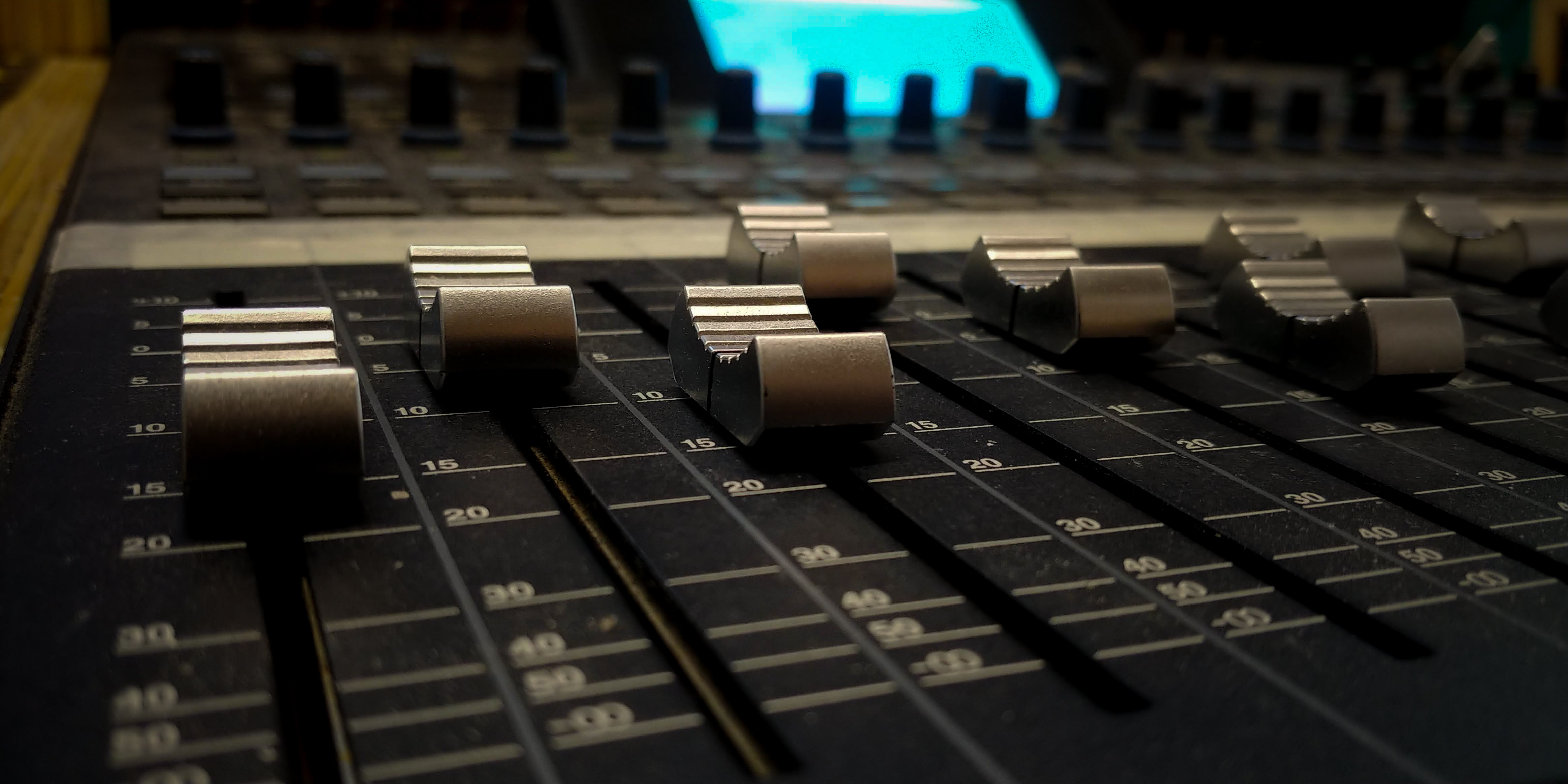 Band Sound Recording/Mixing