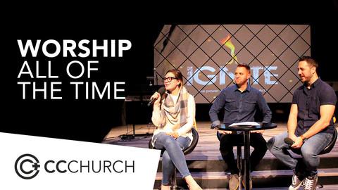 WORSHIP--NO MATTER WHAT