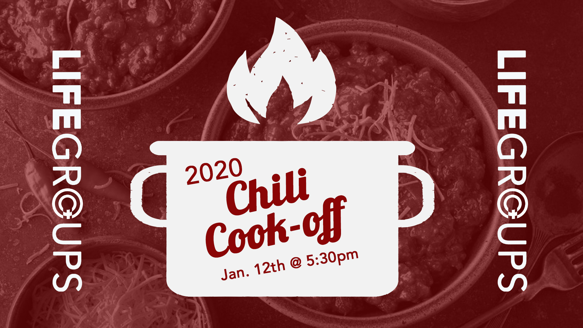 LifeGroups Chili Cook-off