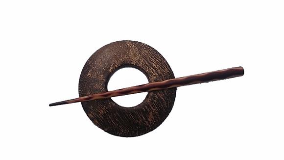 Shawl pin - Hazel