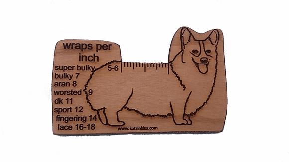 Wraps Per Inch tool - Corgi