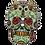 Thumbnail: Calavera button