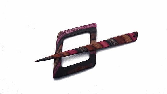 Shawl pin - Alpha