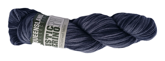 Rustic Merino Sport - Blueberry (#20)