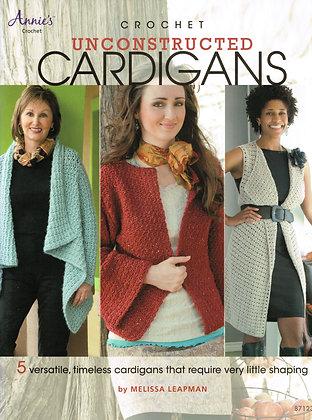 Crochet Unconstructed Cardigans