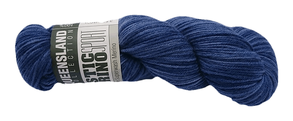Rustic Merino Sport - Blue (#9)