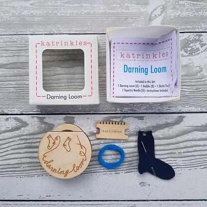 Darning loom kit