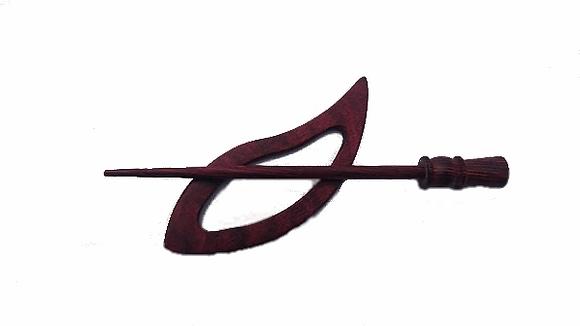 Shawl pin - Carina