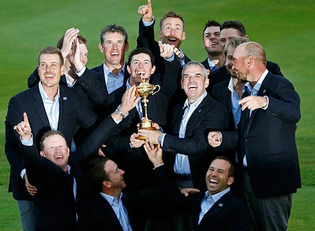 Project Management Lessons from the Ryder Cup