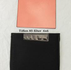 Tiffen 85, 6x6 filter