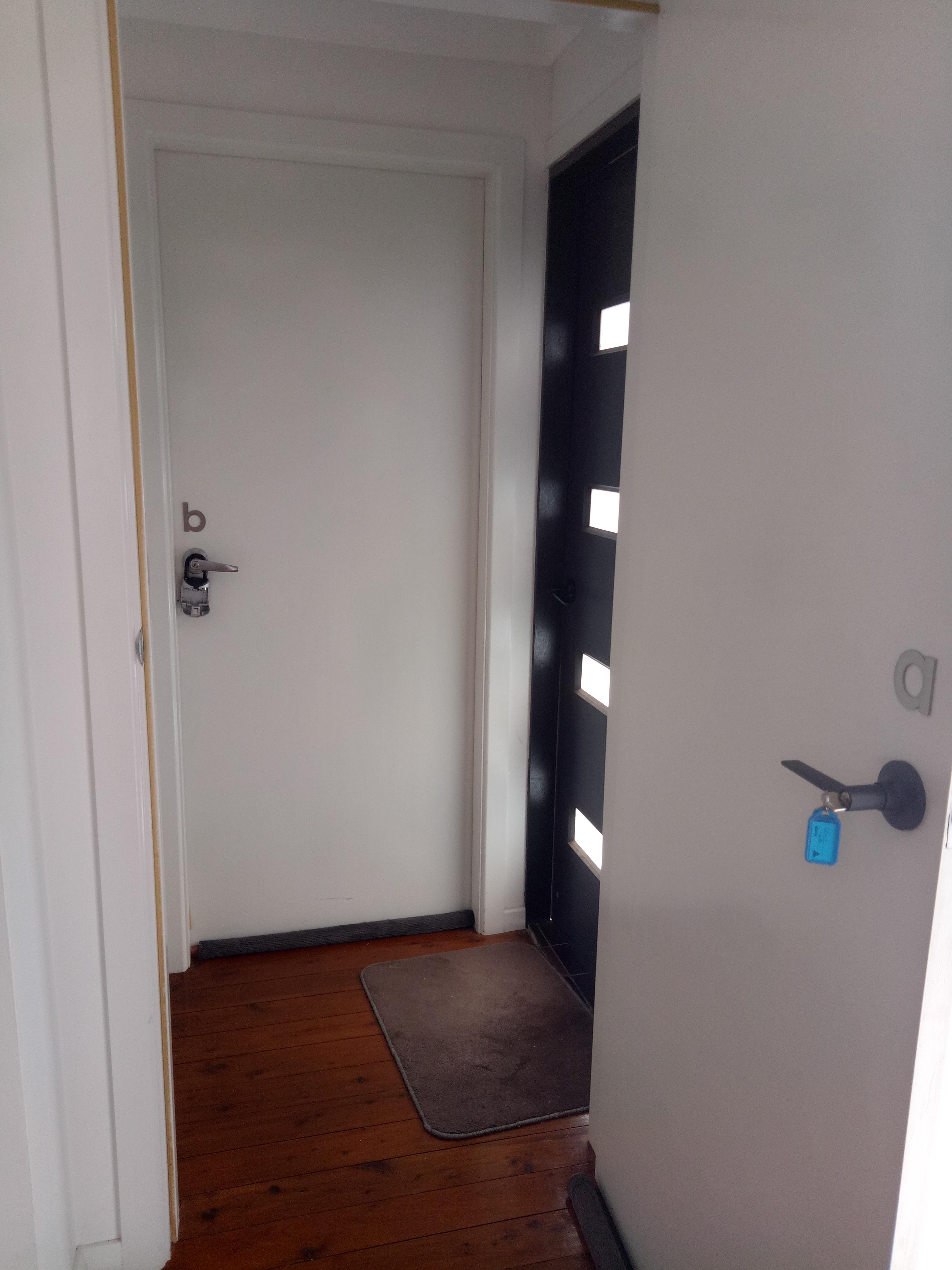 Studio & Apartment interconnecting