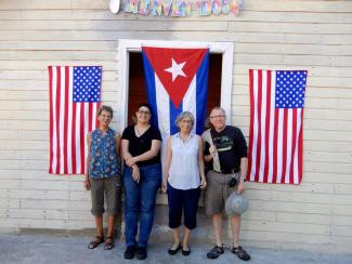 Mass. missioners make return visit following readmission of church in Cuba