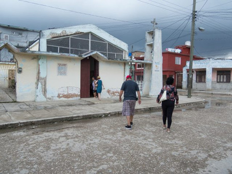 Trip to Cuba captured in 'The Episcopal Cafe' online magazine.