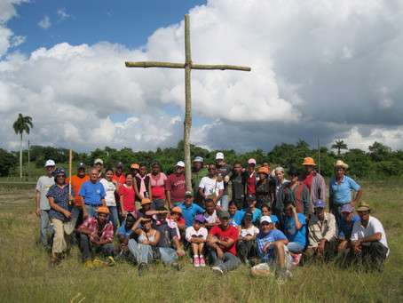 Please pray for Camp Blankingship's ground-breaking