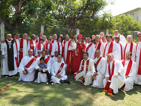 Cuban church celebrates 110 years, its final synod before Episcopal Church reintegration