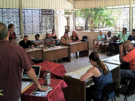 Missionary Development Program initiates Permaculture Program