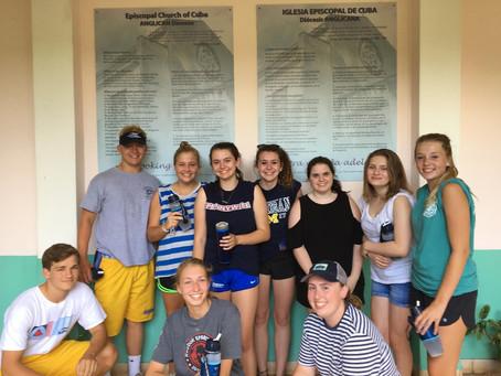 Reflections from St. Luke's on Cuba Service Trip